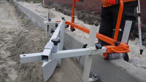 Systém pro srovnání betonu